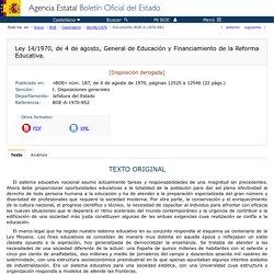 Documento BOE-A-1970-852