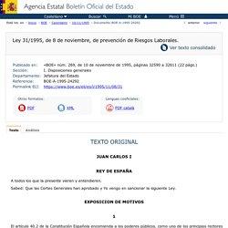 Documento BOE-A-1995-24292