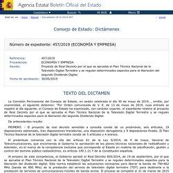 Documento CE-D-2019-457