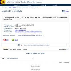 Documento consolidado BOE-A-2002-12018