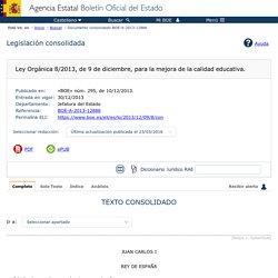 Documento consolidado BOE-A-2013-12886
