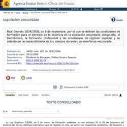 Documento consolidado BOE-A-2008-19174