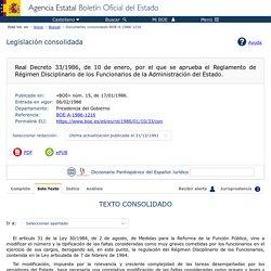 Documento consolidado BOE-A-1986-1216