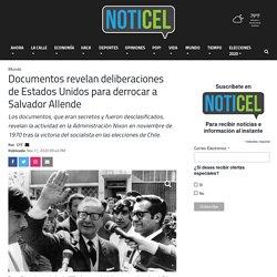 Documentos revelan deliberaciones de Estados Unidos para derrocar a Salvador Allende – NotiCel – La verdad como es – Noticias de Puerto Rico – NOTICEL