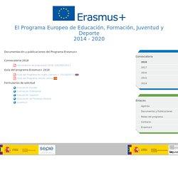 Documentos - Portal Nacional Erasmus+