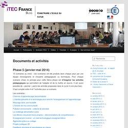 Documents et activités