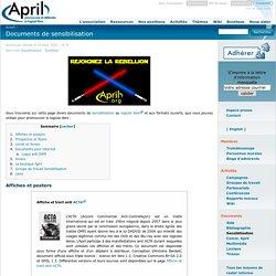 (APRIL) => PDF - Documents de sensibilisation LOGICIEL LIBRE