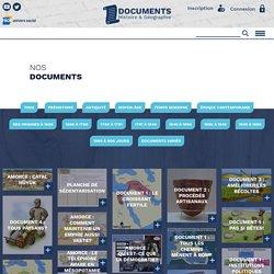 Documents d'histoire et de géographie - Documents