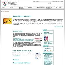 Documents et ressources portail