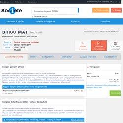 BRICO MAT à THEUS (05190), tous les documents sur SOCIETE.COM (791346489)