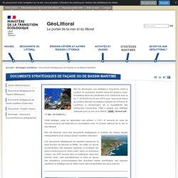 Documents Stratégiques de Façade ou de Bassin Maritime