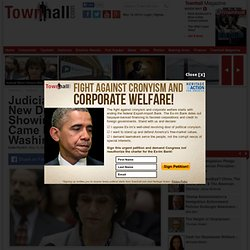 Judicial Watch Obtains New Documents Showing IRS Targeting Came Directly From Washington D.C.