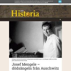 Josef Mengele – dödsängeln från Auschwitz