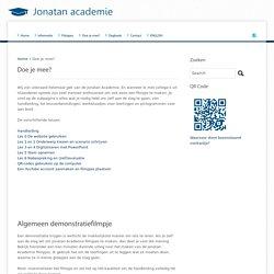 Jonatan Academie