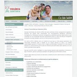 Doença Transmitida por Alimento (DTA)