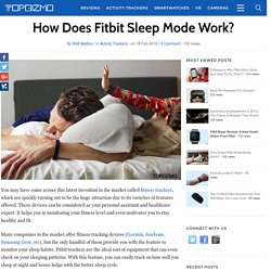 How Does Fitbit Sleep Mode Work?