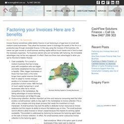 Accounts Receivable Financing - businesscashflowsolutions.com.au