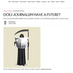 Does Journalism Have a Future?