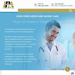 How Does Medicare Work? - Medicare Insurance of AZ