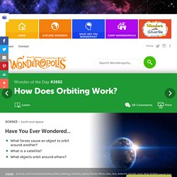 How Does Orbiting Work?