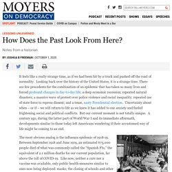 How Does the Past Look From Here? – BillMoyers.com