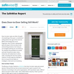 Does Door-to-Door Selling Still Work? - SafeWise