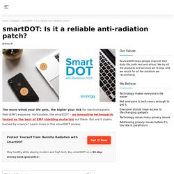 Does smartDOT really work or is it a hoax?
