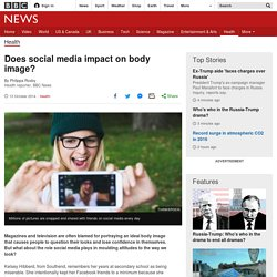 Does social media impact on body image?