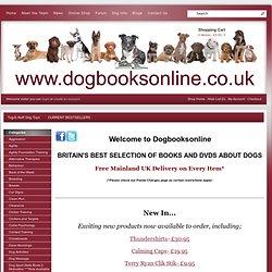 Dog Books Online