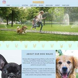 Pawsies - Dog Walking
