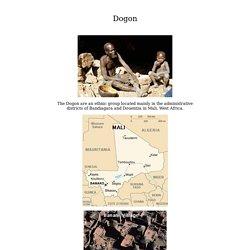 Dogon Tribe - Nommo