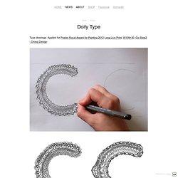 Doily Type - www.hansje.net