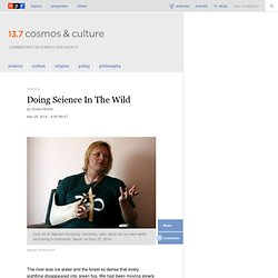 Doing Science In The Wild : 13.7: Cosmos And Culture