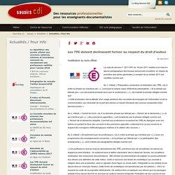 Les TPE doivent former au respect du droit d'auteur