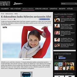 K dokonalému looku štýlovým zaviazaním šálu! | Feminity.sk