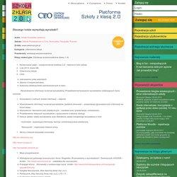 Dokument - Szkoła z Klasą 2012