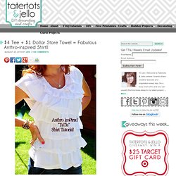 $5 Anthro-Inspired Shirt