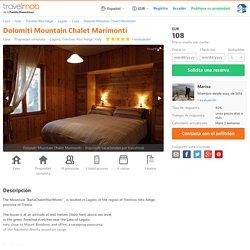 Dolomiti Chalet de Montaña Marimonti - 3824250