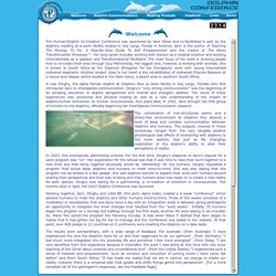 Dolphin Conference - History