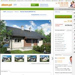 DOM.PL™ - Projekt domu Mój dom Arbuzik - DOM BR7-92