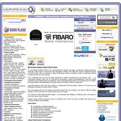 Variateur Z-Wave Fibaro FGD-211