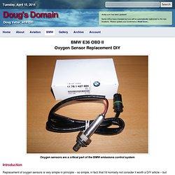 DIY Oxygen Sensor Replacement