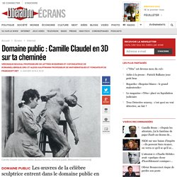 Domaine public : Camille Claudel en 3D sur ta cheminée