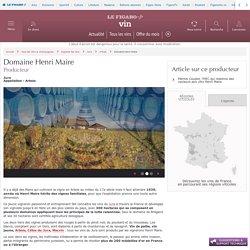 Domaine Henri Maire Arbois