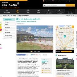 Le site du Domaine de Boulet - Feins, Ille et Vilaine - Bretagne