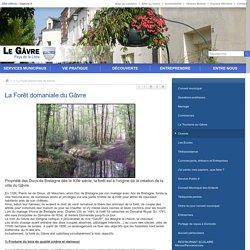 La Forêt domaniale du Gâvre - Le Gâvre - Site officiel de la commune