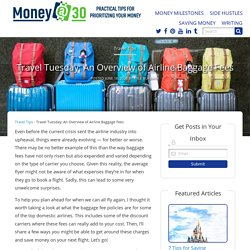 Top 10 Domestic Airlines Baggage Fees and How to Minimize Them