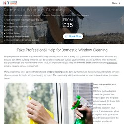Domestic Window Cleaning HD Clean, Cheltenham, Swindon