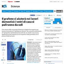 Il grafene ci aiuterà nei lavori domestici: i vetri di casa si puliranno da soli