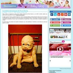 Les bébés domestiques de Prune Nourry